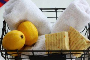 bienfaits du jus de citron