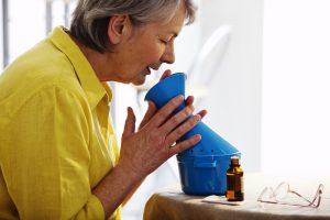 inhalateur huiles essentielles