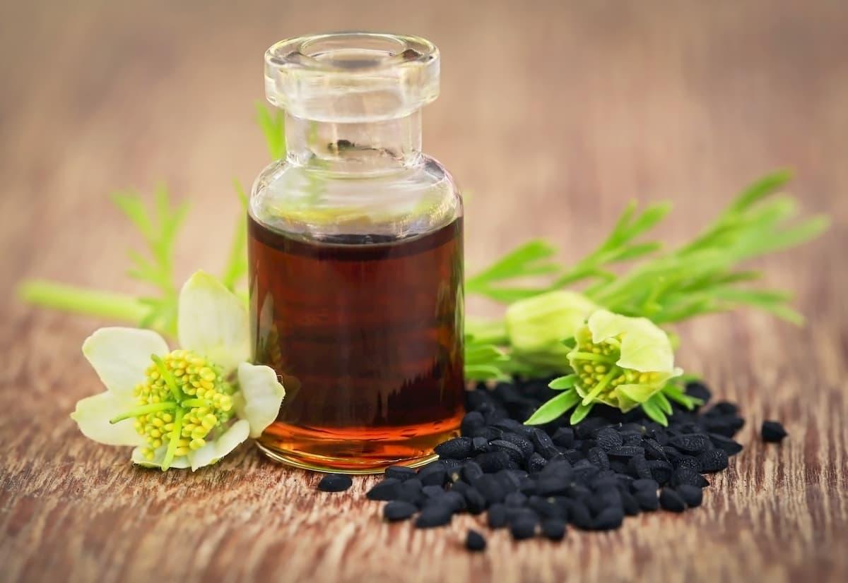 bienfaits de l'huile de nigelle