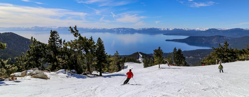 station de ski écologique