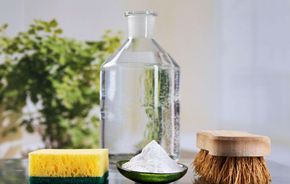 le bicarbonate de soude pour le ménage