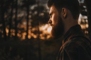 avoir une barbe naturelle