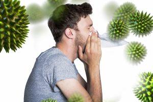 défense immunitaire naturelle