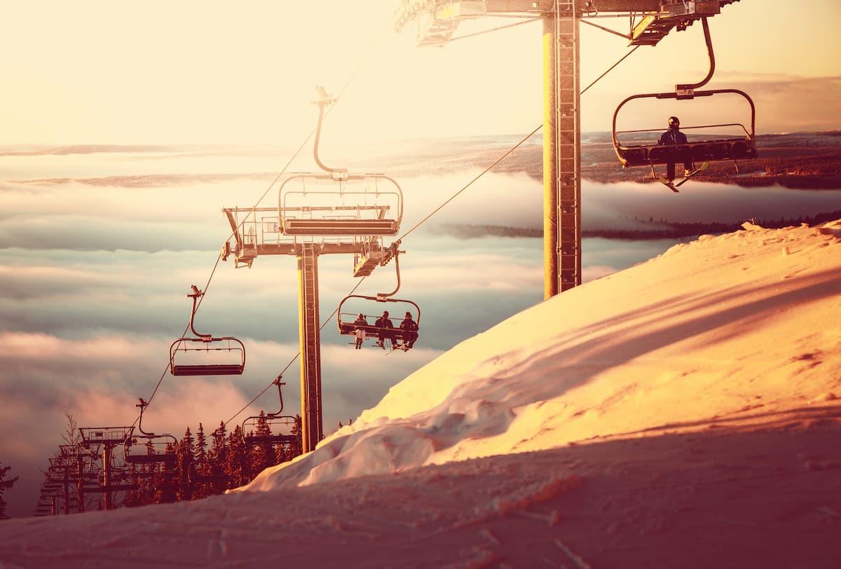 vacances au ski ecolo