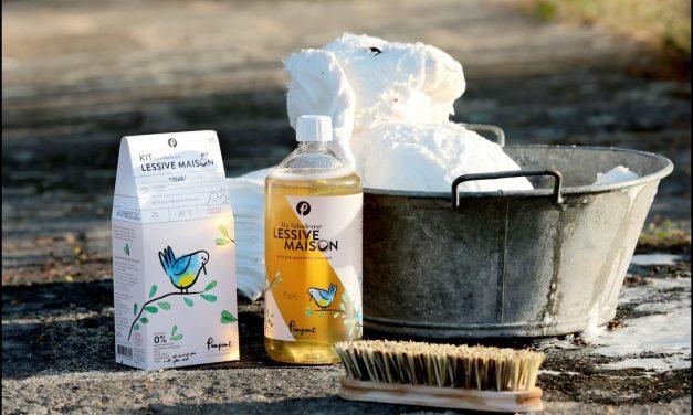 Avis pimpant, des produits naturels pour la lessive et le ménage